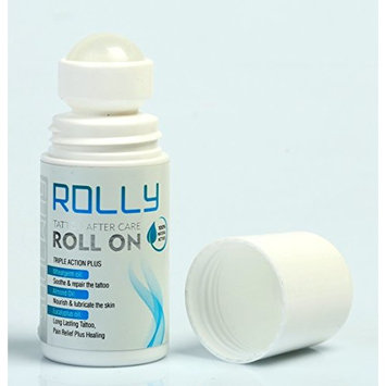 ROLLY ROLL-ON by SOULWAY NEW GENERATION TATTOO AFTERCARE