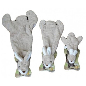 Best Pet Supplies PT07S Hare 2-in-1 Fun Skin - Small