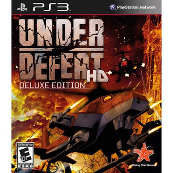 Aksys Games Under Defeat HD: Deluxe Edition Playstation3 Game Rising Star Games
