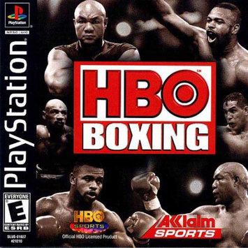Acclaim HBO Boxing PS