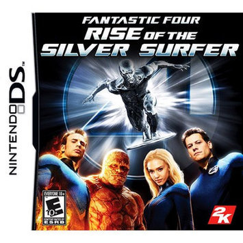 Take 2 Interactive Fantastic Four: Rise of the Silver Surfer