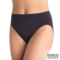Vanity Fair Seamless Hi-Cut Panty 13211 - Women's