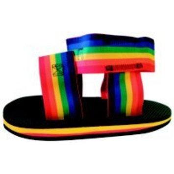Alpha Medical Sandal Style Cast Shoe (X-Large, Multi-Color)