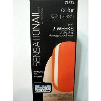 Sensationail By Nailene Color Gel Polish, Sun Kissed- 71874