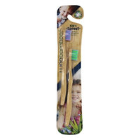 WooBamboo - Sprout Kids Super Soft Toothbrush - 2 Pack(pack of 6)