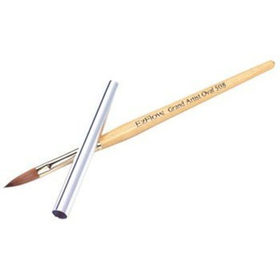 EZ Flow Grand Artist Oval 508 with Brush Cover