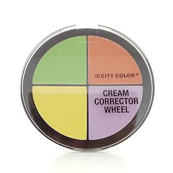 CITY COLOR Color Correcting Wheel F-0071