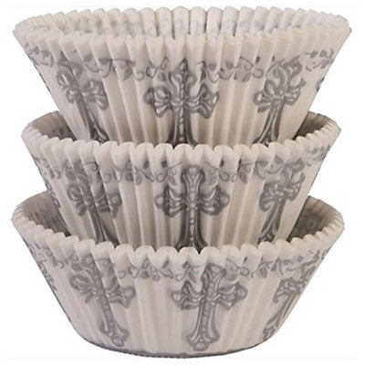 Amscan 140028 Communion Baking Cups - Pack of 1125