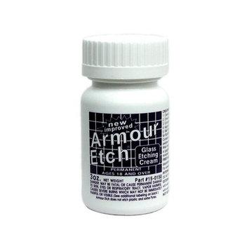 Armour Etch Glass Etching Cream: 2.5 Ounces