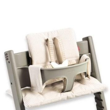 Stokke Tripp Trapp Cushion, Beige Stripes