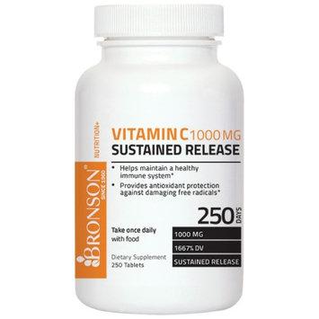 Bronson Vitamins Vitamin C 1000 mg Sustained Release