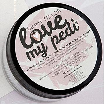 Tammy Taylor - Love My Pedi - All in one foot cream -4oz/113g