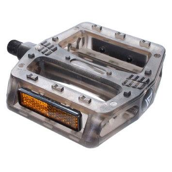 Black Ops Pedals Bk-Ops Gummy Translucent 1/2 Smk Strap Compatible