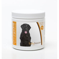 Healthy Breeds 840235142638 French Bulldog Omega 3 & 6 Soft Chews - 60 count