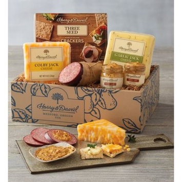 Harry & David Classic Meat & Cheese Gift Box