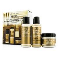 Carol's Daughter Monoi Repairing Collection 3-Piece Starter Kit: Shampoo 60ml + Conditioner 60ml + Hair Mask 60ml