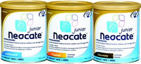 Neocate Junior Pediatric Nutrition Chocolate Powder 14 oz. Can 10 Pack