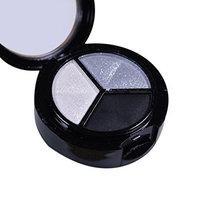 Smoky Cosmetic Set 3 colors Professional Natural Matte, Makeup Eye Shadow