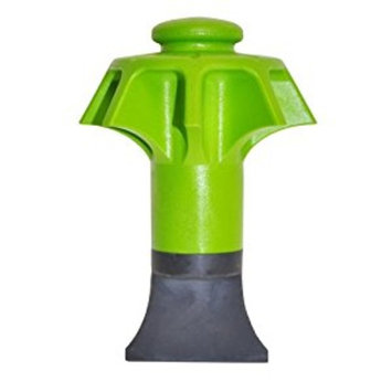 DANCO Disposal Genie Garbage Disposal Strainer and Splash Guard, Green, 5 inch x 3-1/4 inch Diameter, 1-Pack (10453)