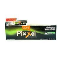 Lolane Pixxel Professional Hair Straightening Relaxing Cream Relaxer Normal