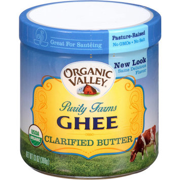 Purity Farms Organic Ghee, 13 OZ (Pack of 12)