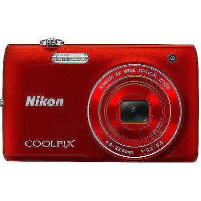 Nikon COOLPIX S4100 14.0 MP Digital Camera