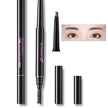 Baomabao Eyebrow Pencil Brush Long Lasting Waterproof Makeup Penci
