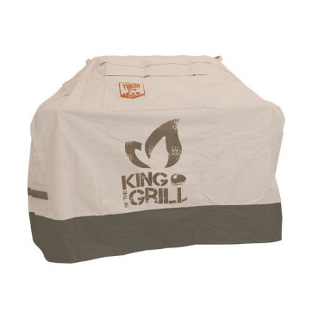 "Yukon Glory Extra Large Universal ""King of the Grill"" Cover"