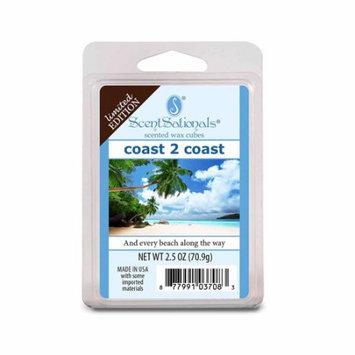Rimports Usa Llc ScentSationals Wax Cubes, Coast 2 Coast