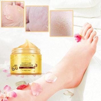 DZT1968 1box/180g foot horny Care Moisturizing Essence Foot Skin Care Feet Cream Exfoliating Whitening