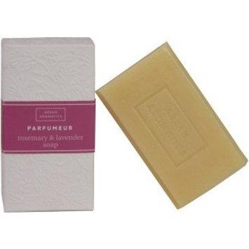 Arran Aromatics of Scottland - Organic Perfumeur Rosemary & Lavender Bar Soap - 125g