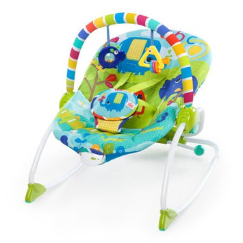 Bright Starts Merry Sunshine Rocker, Multi/None