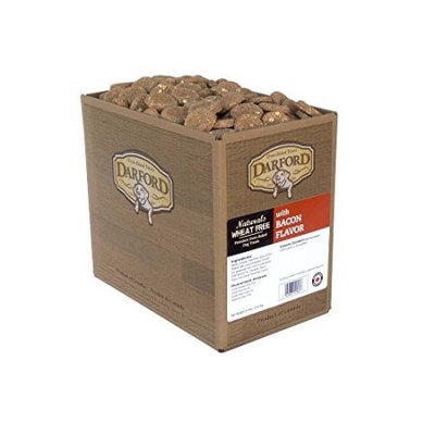 Darford Holding Company Inc Darford Naturals Wheat-Free Tasty Bacon Dog Treat, 12 Lb