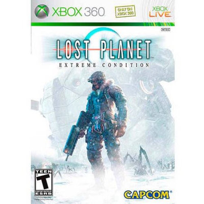Capcom Lost Planet Extrem Condition (Xbox 360) - Pre-Owned