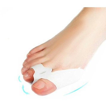 Dr Rogo Bunion Relief - 2 in 1 Big Toe Protectors Toe Spacers in One for Bunions Treatment