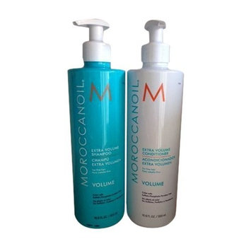 MoroccanOil Extra Volume Shampoo & Conditioner Combo (16.9oz)