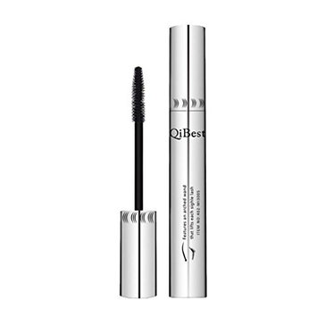 Homyl Black Mascara Eyelash Curling Thick, Water Resistant and Lasting Mascara, Eye Lashes Makeup Cosmetic