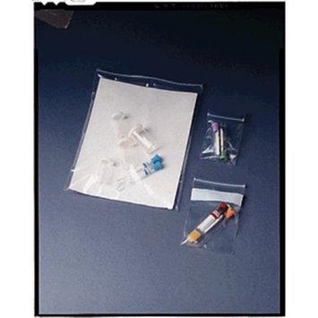 Medegen Medical MAI 49-78 12 x 12 in. Zip Closure Bag Clear - 1000 per Case