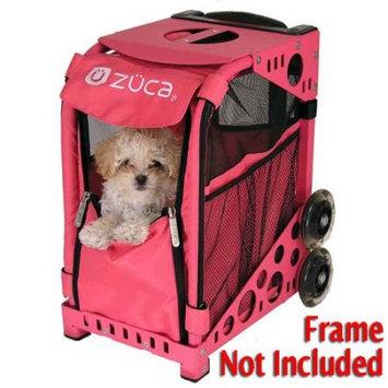 Zuca Sport Zuzuca Pet Carrier Insert Bag Hot Pink
