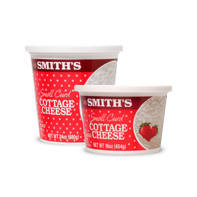 Smith's Smiths Smith Small Curd Cottage Cheese