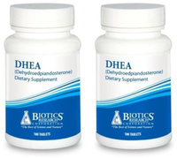 Biotics Research - DHEA 10 mg. - 180 Tablets