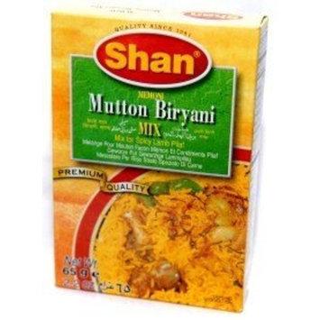 Shan Memoni Mutton Biryani Mix - 65g