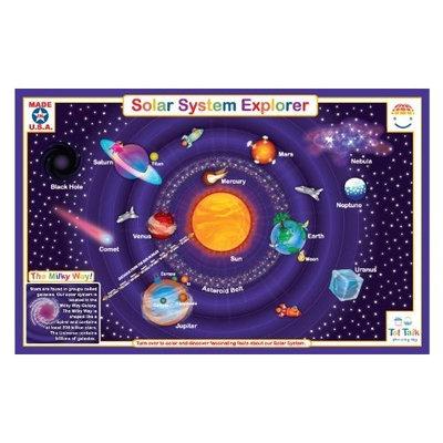 Solar System Explorer Placemat