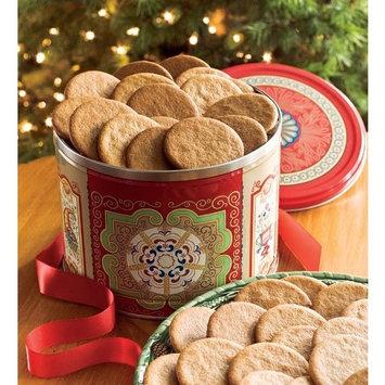 Nyakers Sweet, Spicy Gingersnap Cookies