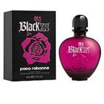 Xs Black 2.7 oz. Eau De Perfume Spray Women by Paco Rabanne