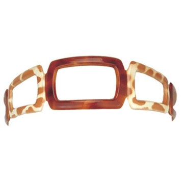 Camila Paris - MP41, French woman Hair Accessories, Headband. Strong and Durable Hair Ornaments. Made in France
