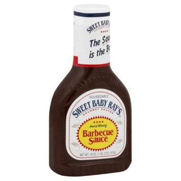 Sweet Baby Ray's BBQ Sauce, 18-Ounce