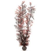 biOrb Sea Fan Aquarium Artificial Plants - Crimson (Red) - XL