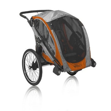 Baby Jogger POD Chassis, Orange/Gray
