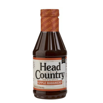 Head Country Apple Habanero BBQ Sauce